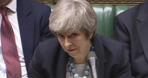 Brexit-Abstimmung im britischen Unterhaus verschoben