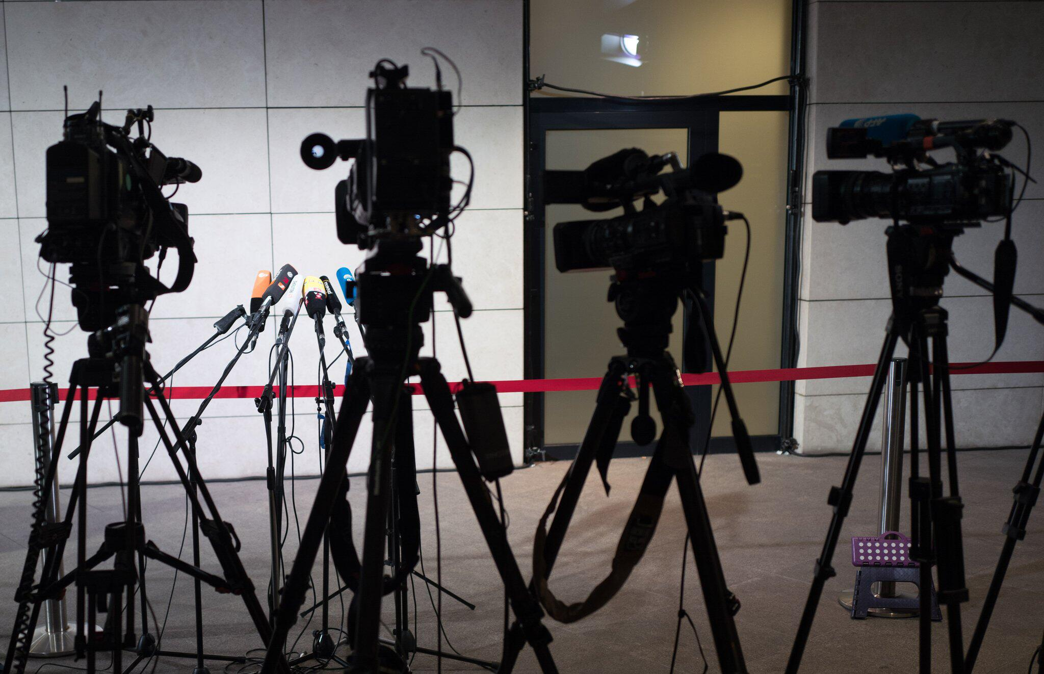 Bild zu Fernsehkameras