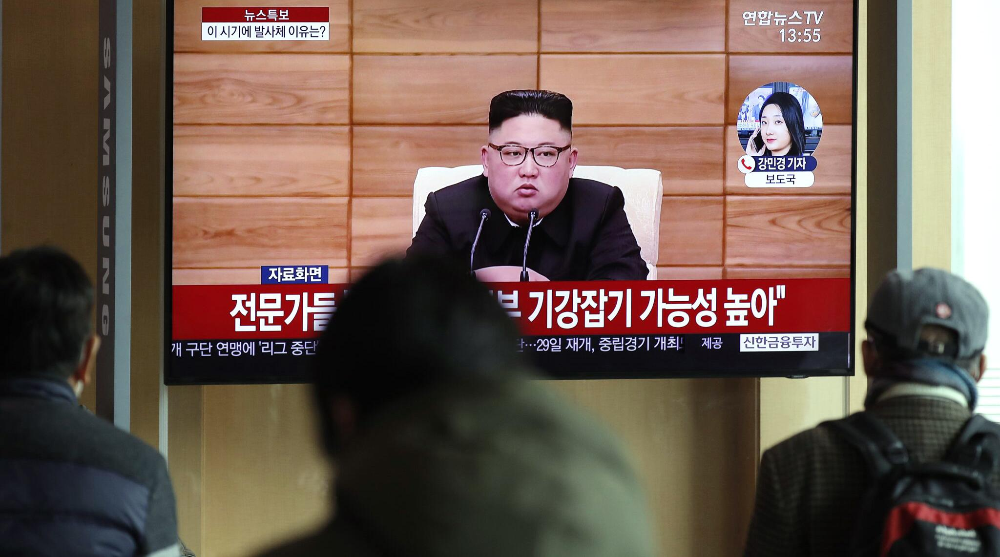 Bild zu Nordkorea unternimmt neue Waffentests