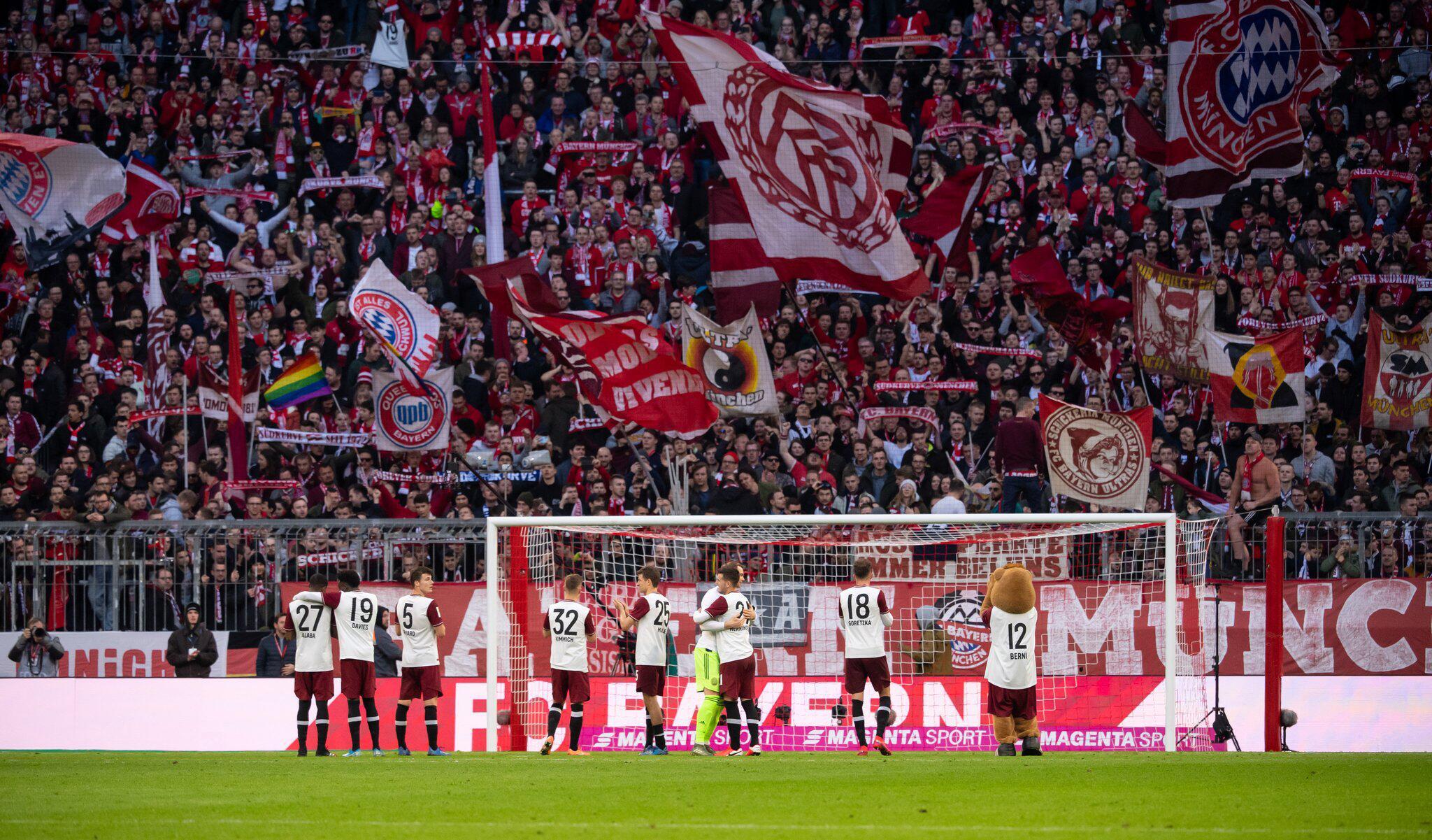 Bild zu Bayern München - FC Augsburg