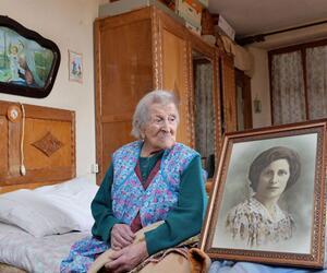 ÄltesterMensch der Welt wird 117