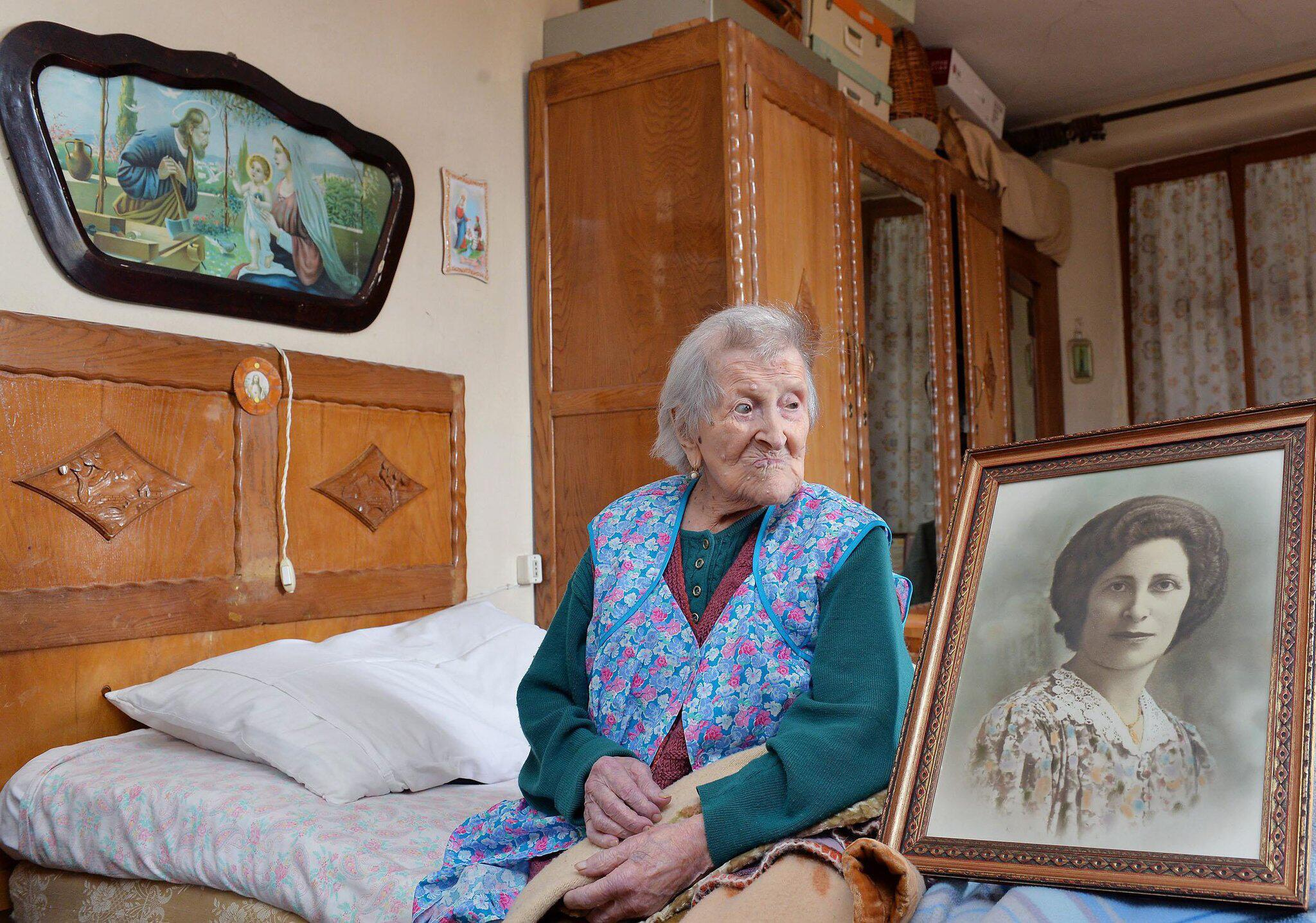 Bild zu ÄltesterMensch der Welt wird 117