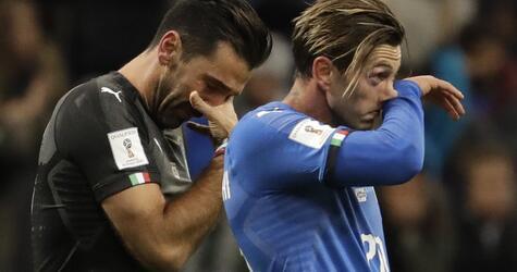 Italien Gianluigi Buffon