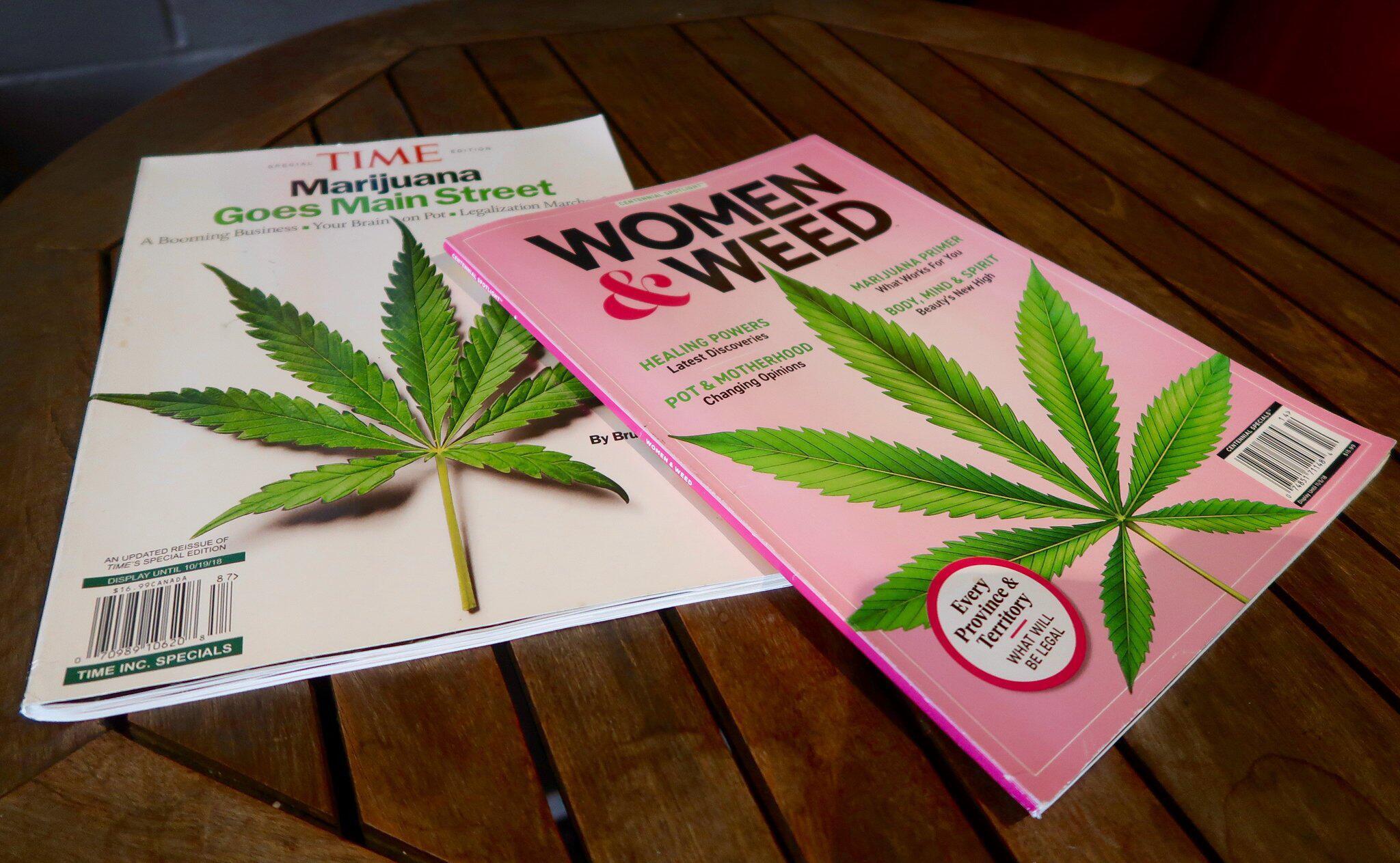 Bild zu Canada legalizes cannabis