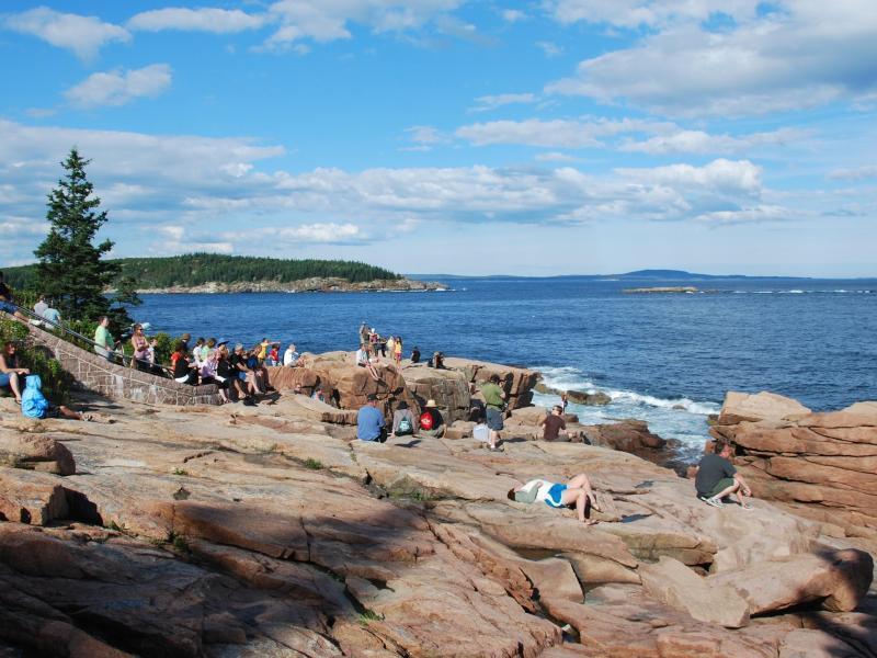Bild zu Acadia National Park in Maine