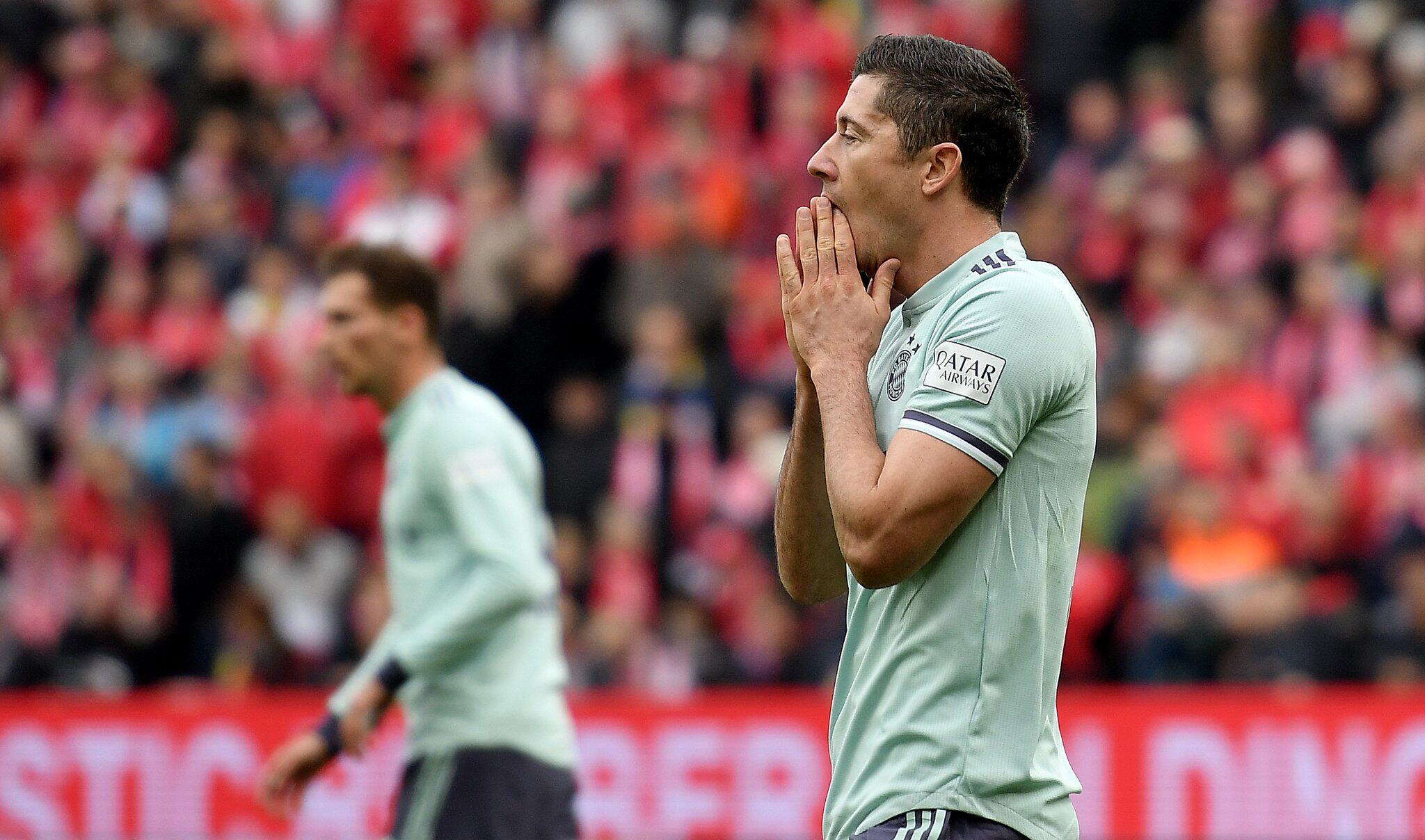 Bild zu FSV Mainz 05 vs Bayern Munich