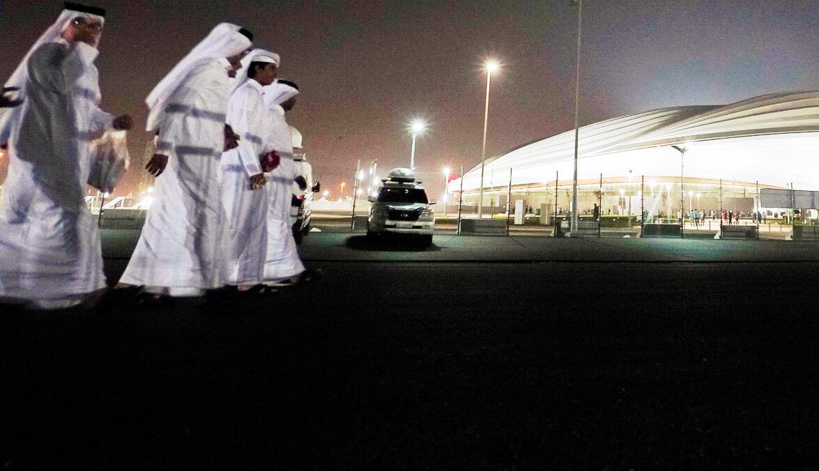 Bild zu Fußball-WM 2022 in Katar - Al-Dschanub Stadion