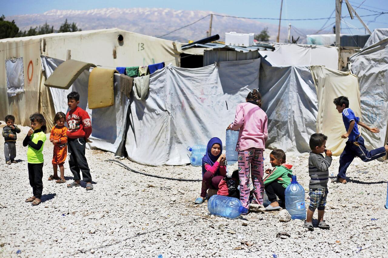 Bild zu Syrische Flüchtlinge im Libanon