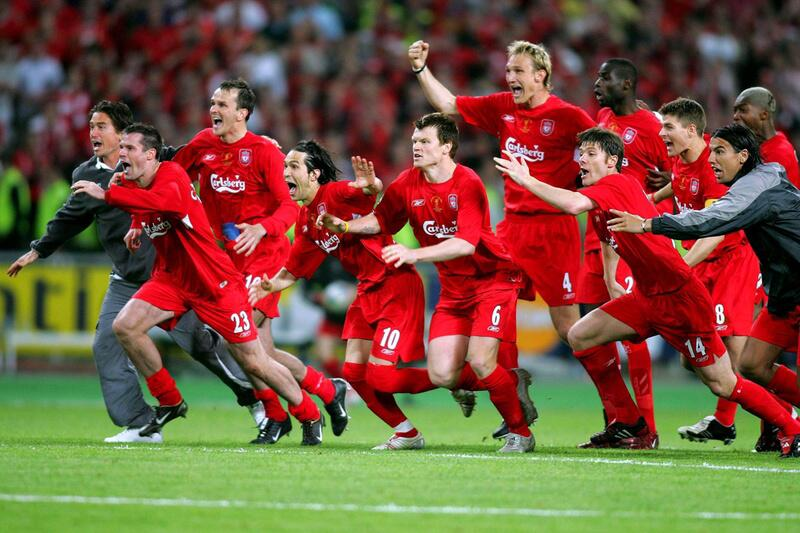 Bild zu FC Liverpool - AC Mailand (Champions League, 2004/05)