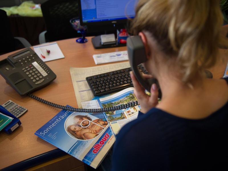 Bild zu Telefonat mit dem Reiseveranstalter