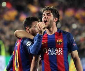 FC Barcelona, Champions League, Sergi Roberto
