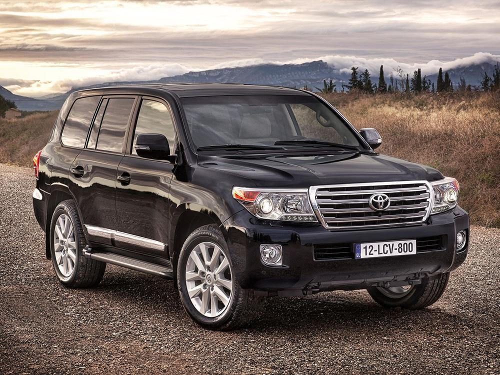 Bild zu Toyota Land Cruiser