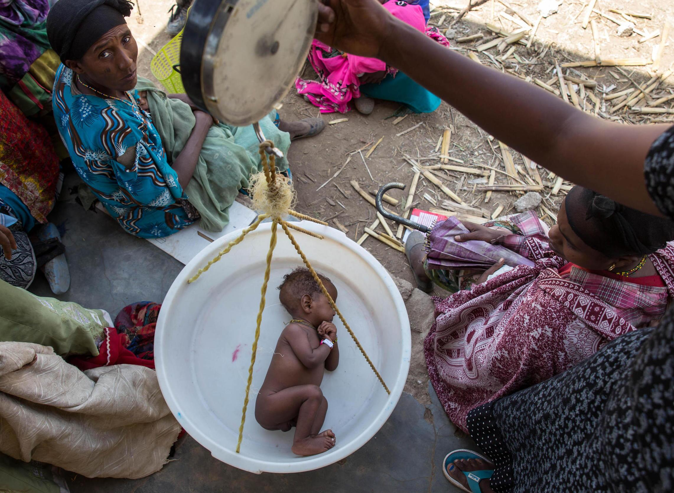Bild zu UNICEF, El Nino, United Internet for UNICEF