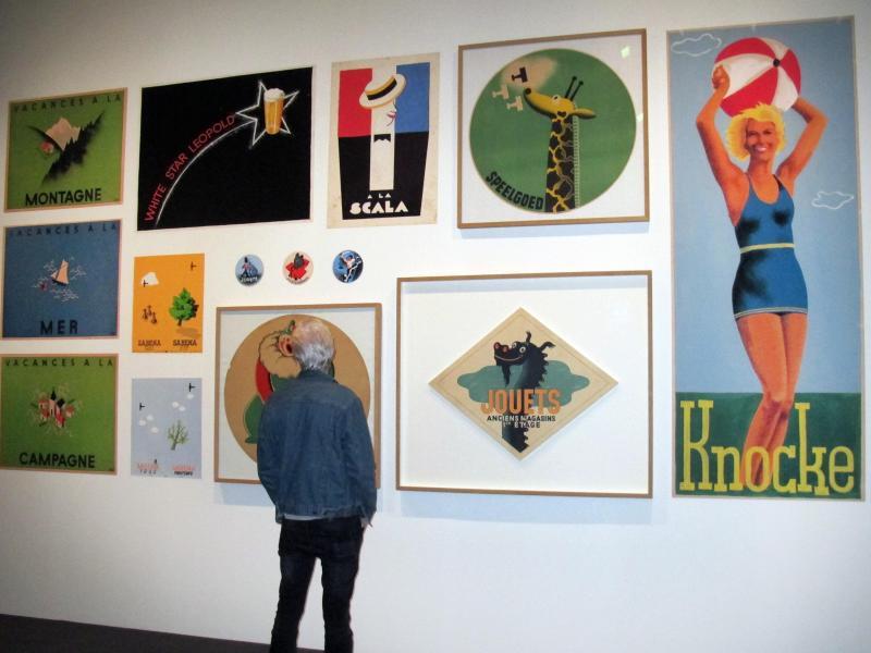 Bild zu Hergé-Ausstellung
