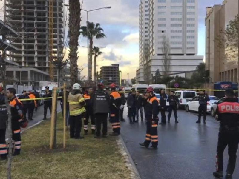 Bild zu Nach der Detonation
