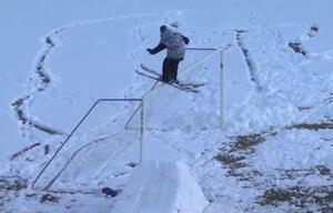 Ski-Tor
