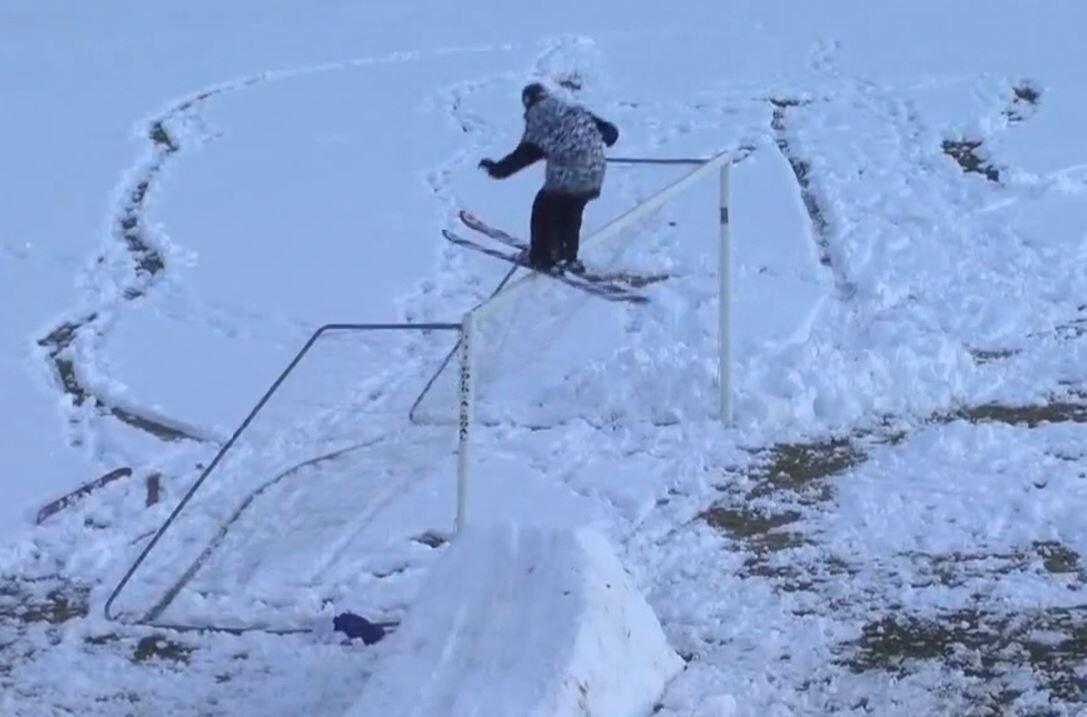 Bild zu Ski-Tor