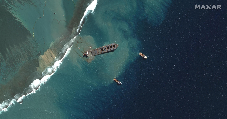 Bild zu Frachtschiff