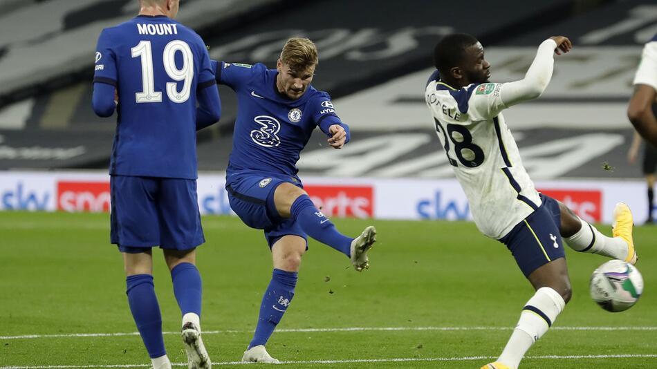 Tottenham Hotspur - FC Chelsea