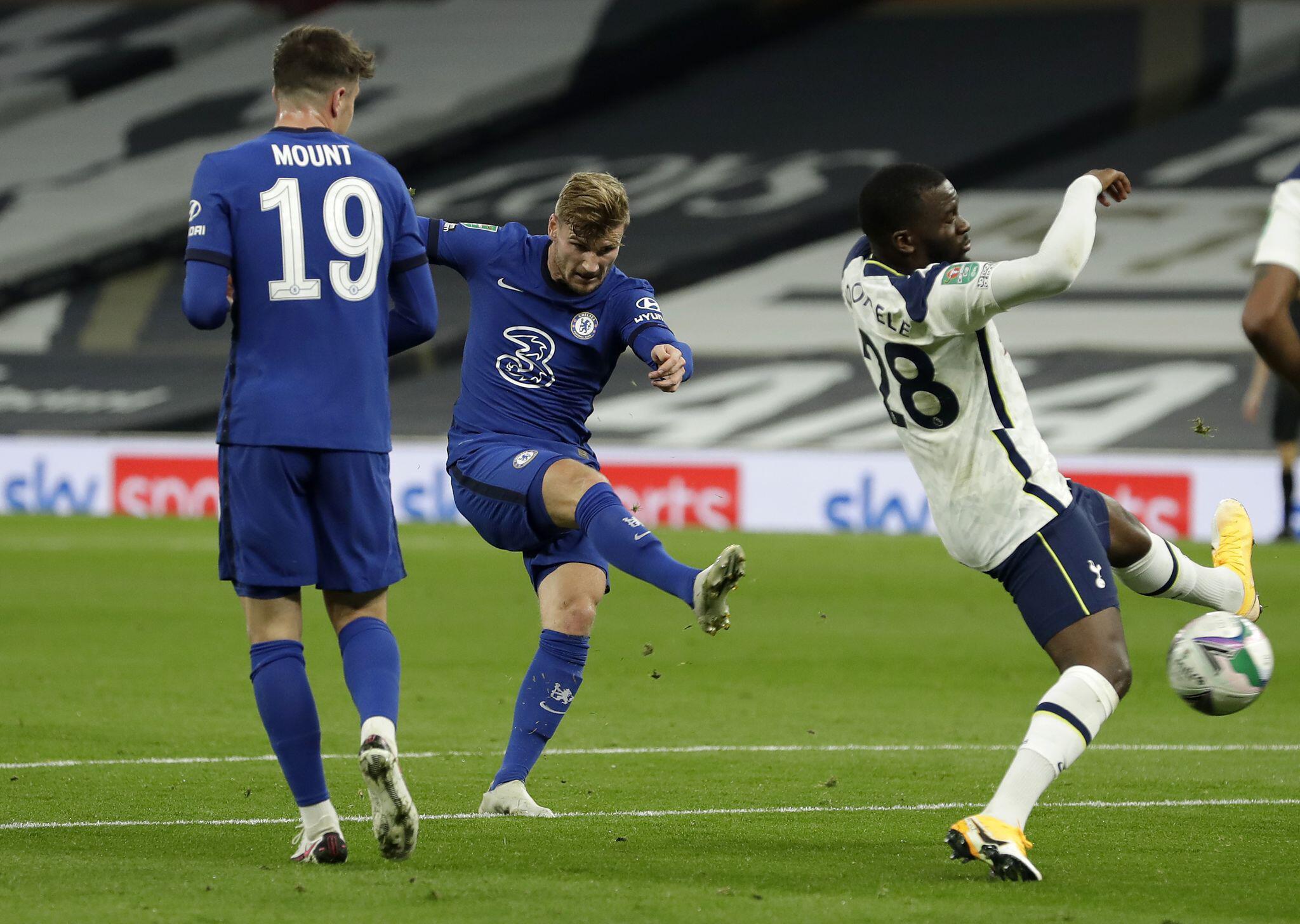 Bild zu Tottenham Hotspur - FC Chelsea