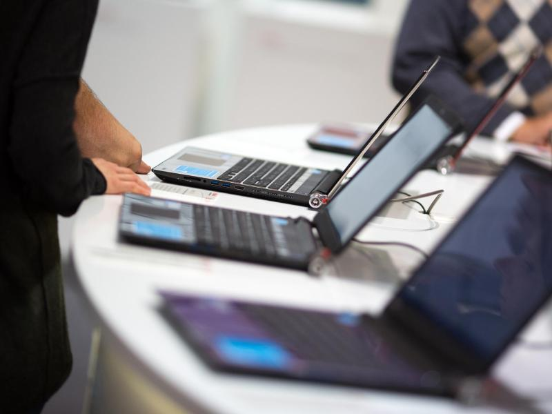 Bild zu Tablets und Tablet-Hybriden