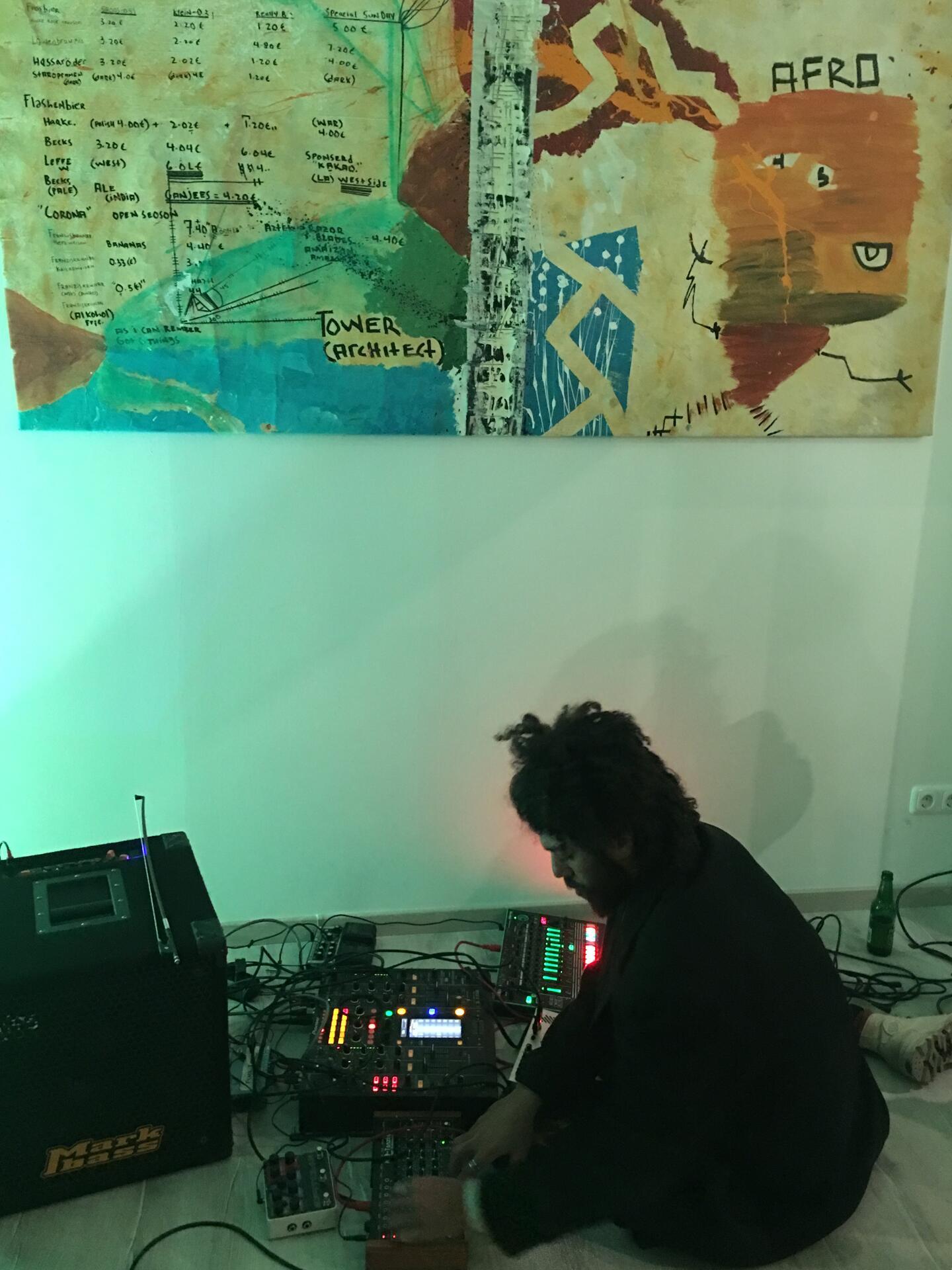 Bild zu Noah Becker, DJ