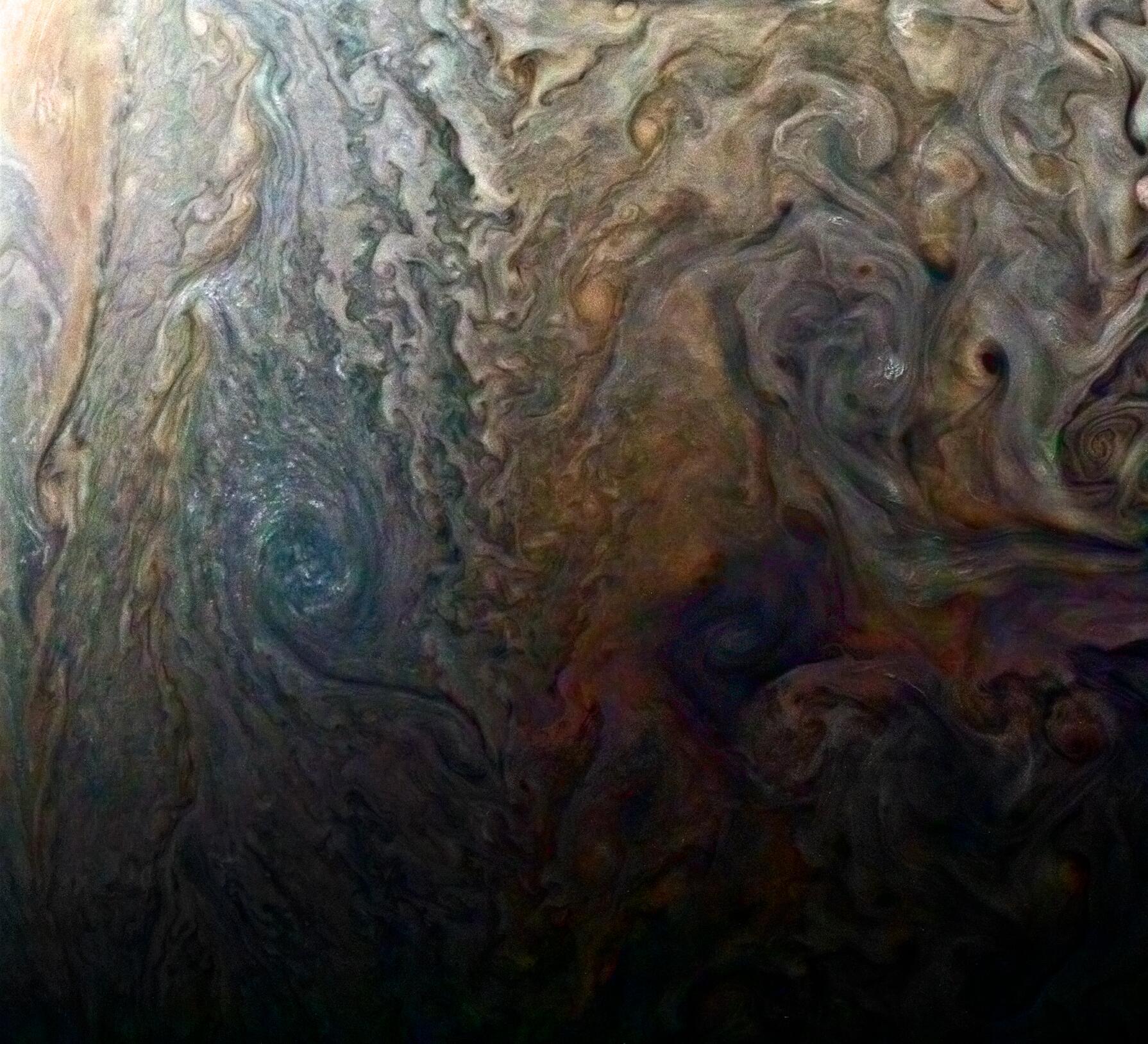 Bild zu NASA; Jupiter,