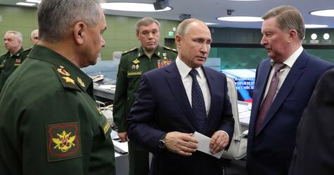 Test Hyperschall-Rakete in Russland