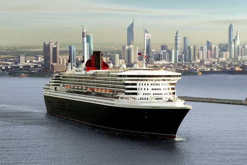 Bild zu Queen Mary 2