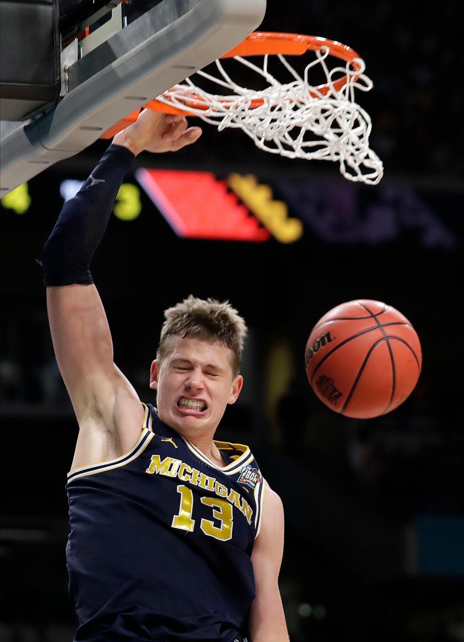 Bild zu NCAA College-Basketball - Final-Four - Finale