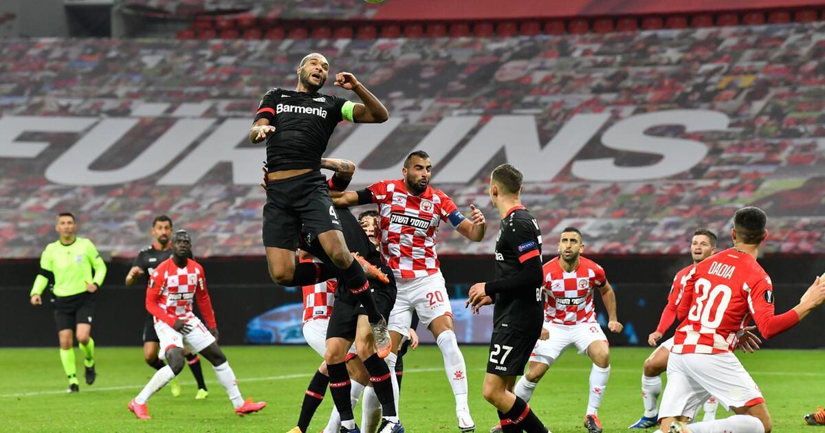 Europa League:Bayer schon so gut wie weiter
