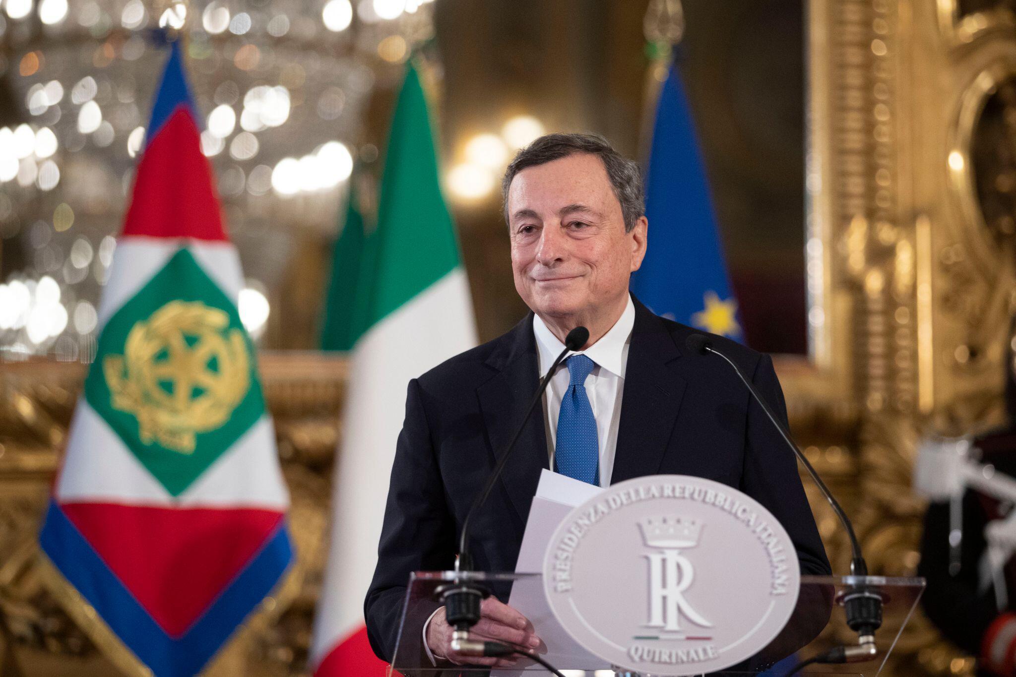 Bild zu Mario Draghi