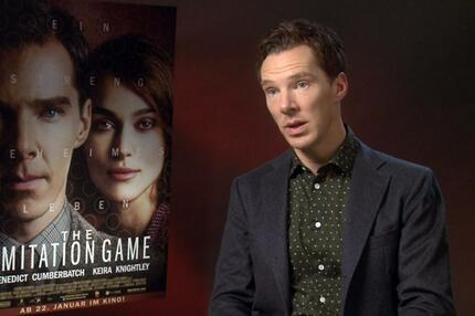 Benedict Cumberbatch, Imitation Game