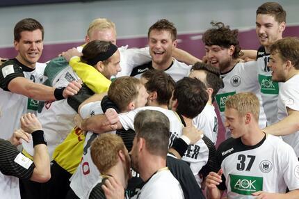 Handball WM 2015 Deutsche Nationalmannschaft