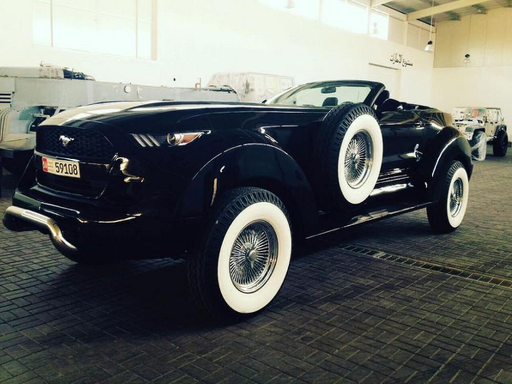 Bild zu Ford Mustang vs Dodge Ram