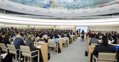 UN-Menschenrechtsrat in Genf