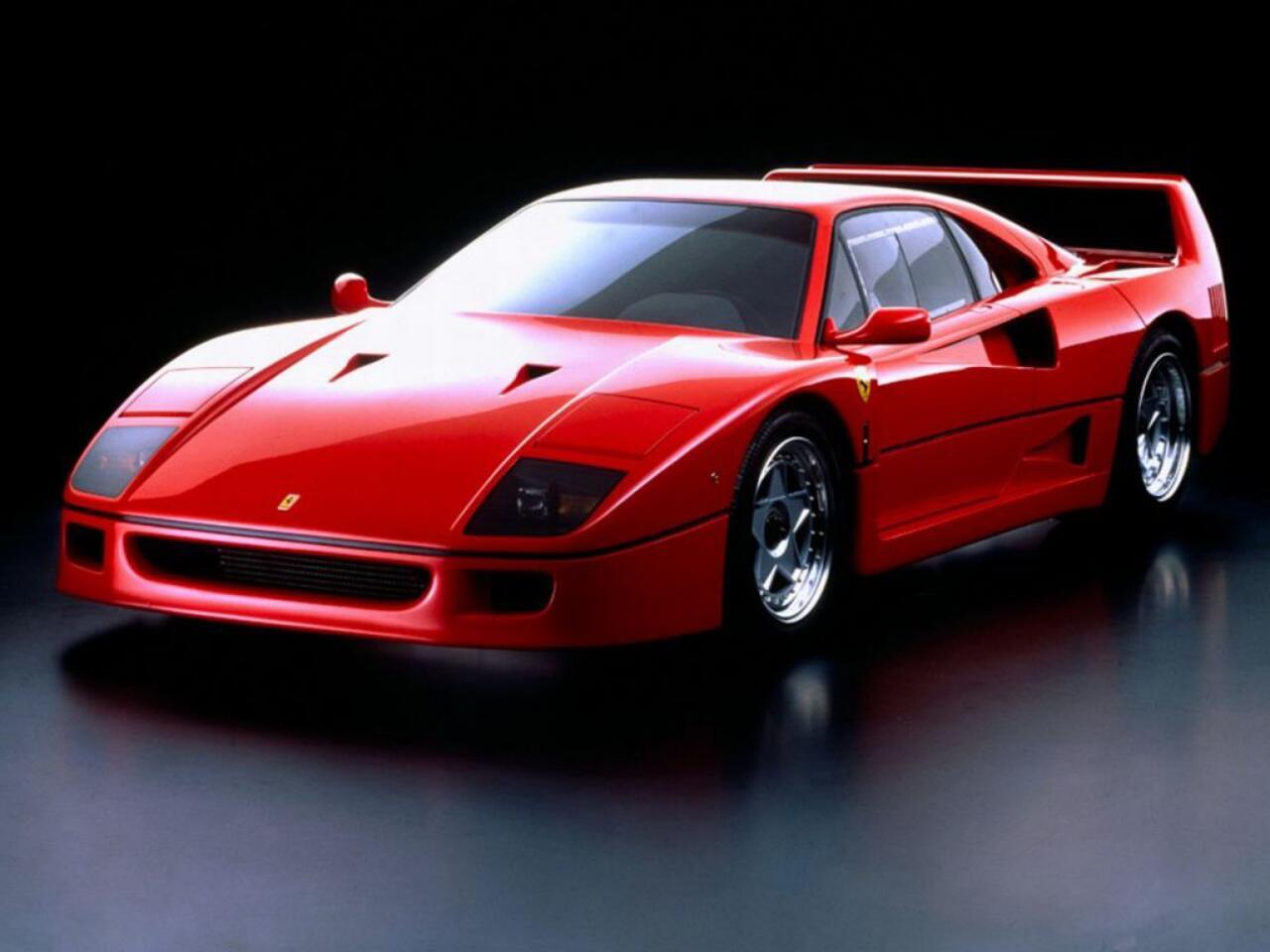 Bild zu Ferrari F40