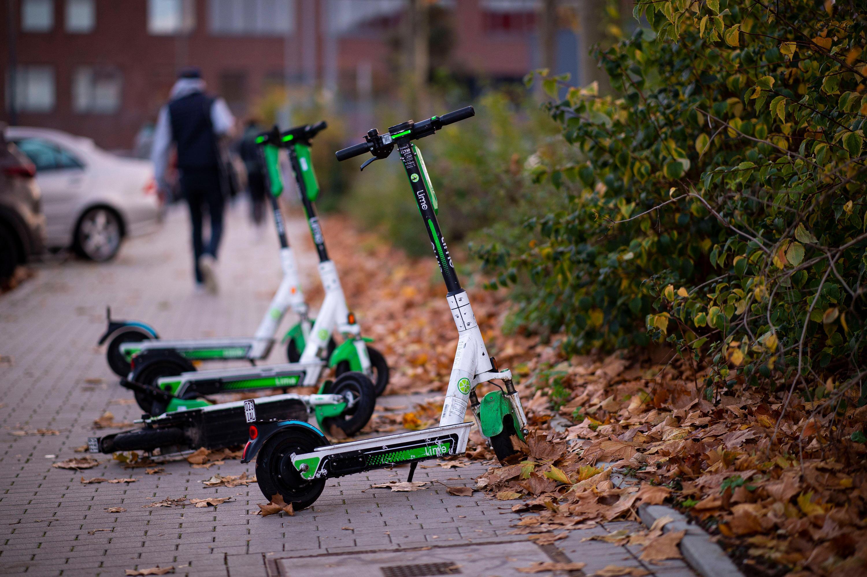 Bild zu E-Scooter