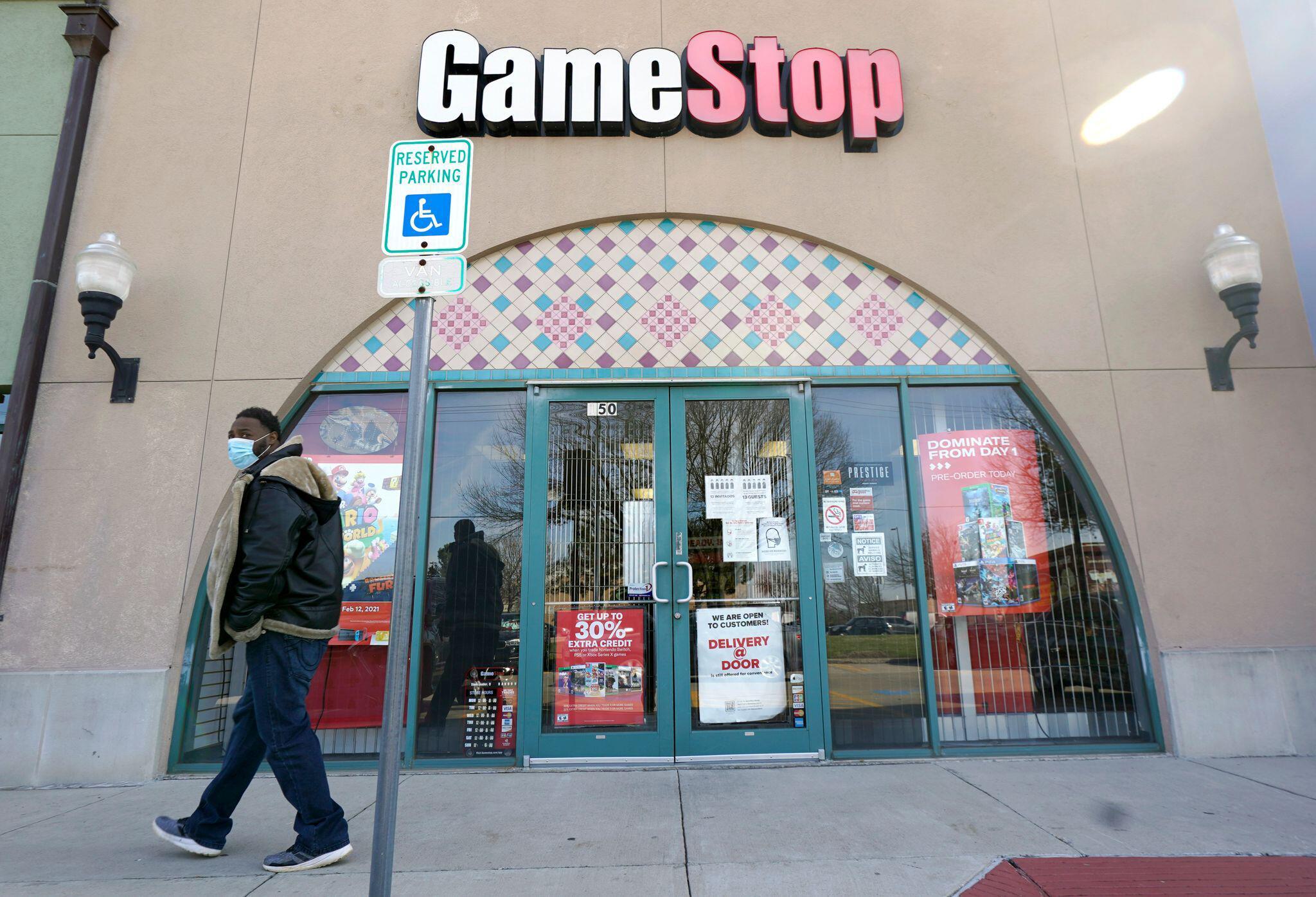 Bild zu Aktien-Hype um Gamestop