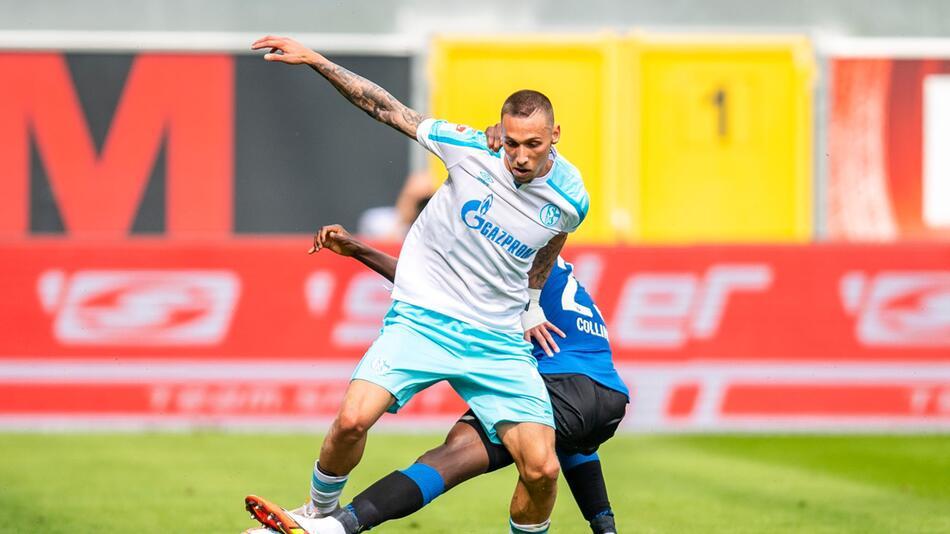 SC Paderborn 07 - FC Schalke 04