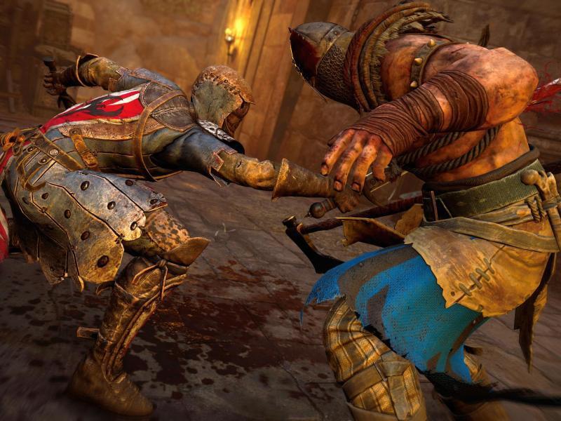 Bild zu Schwertkampf in «For Honor»