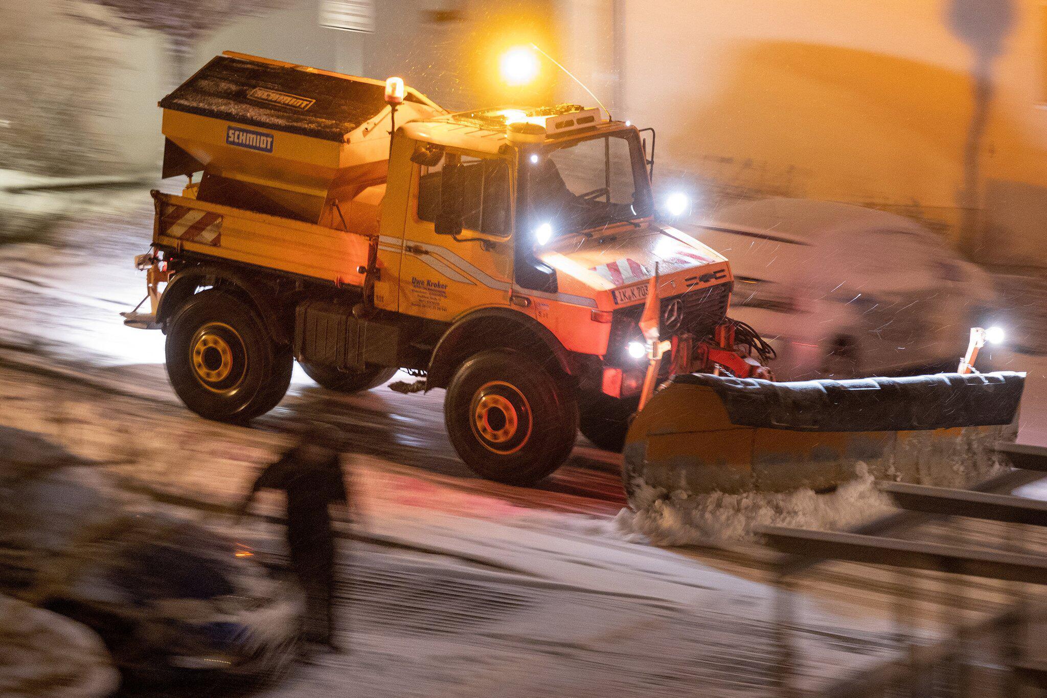 Bild zu Schnee in Thüringen