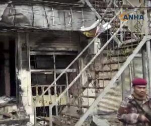 Selbstmordanschlag in nordsyrischer Stadt