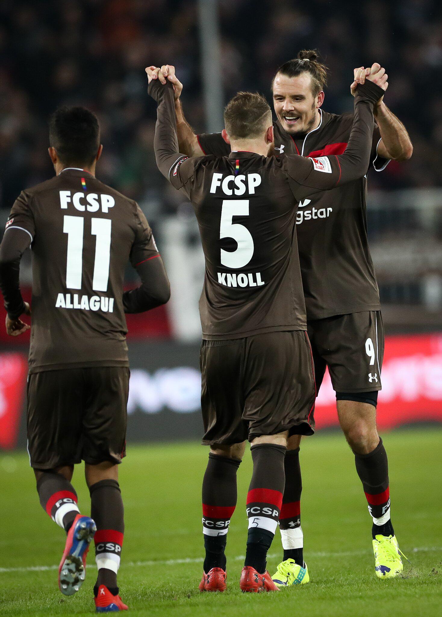 Bild zu FC St. Pauli - 1st FC Union Berlin