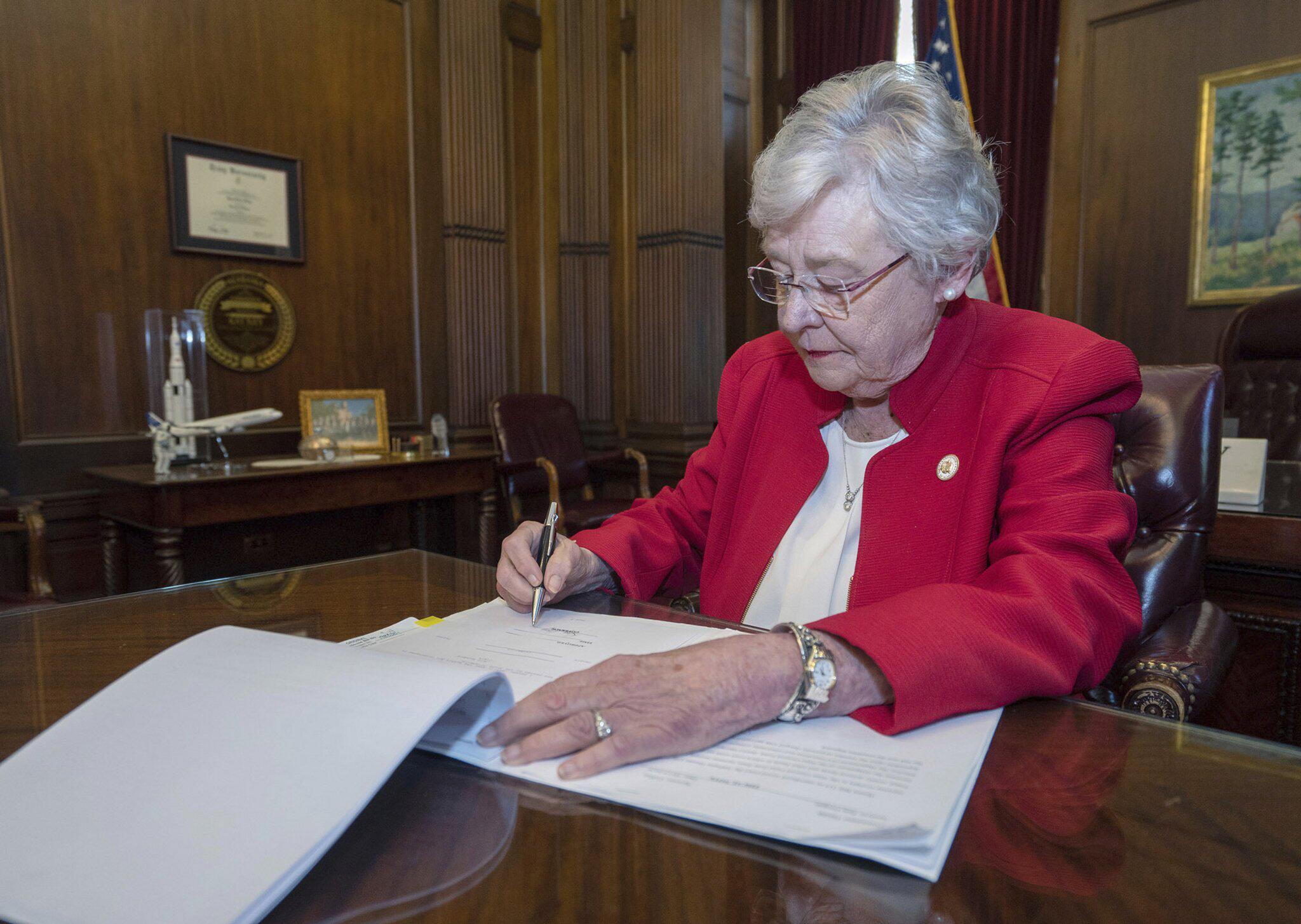 Bild zu Abtreibungsverbot in Alabama