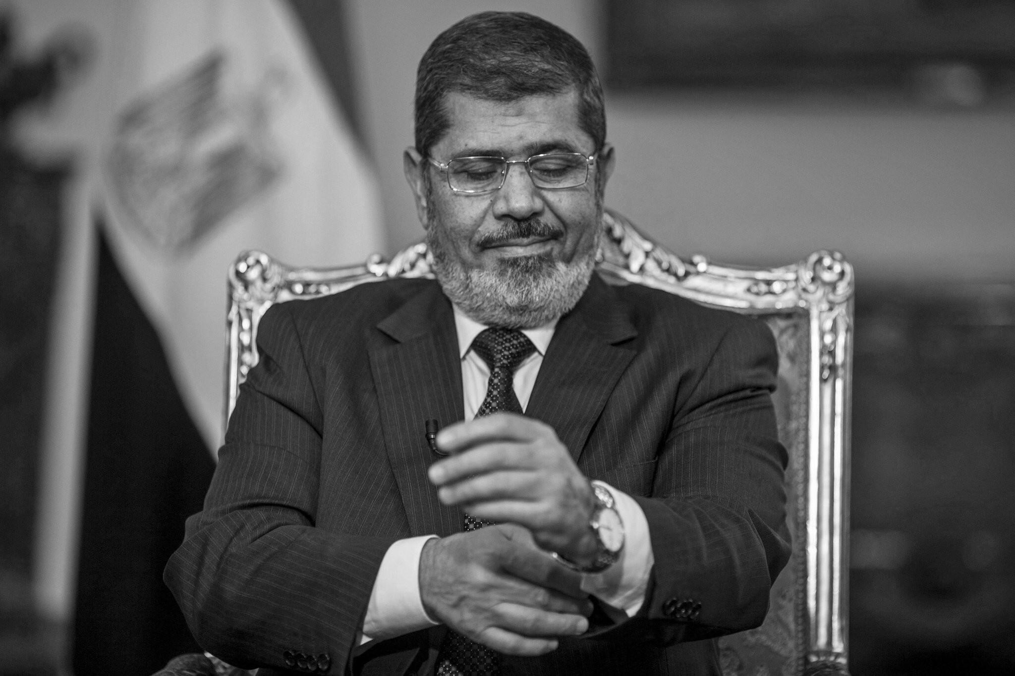 Bild zu Früherer ägyptischer Präsident Mursi ist tot