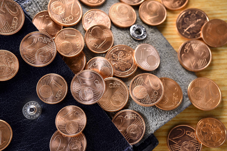 Bild zu Münzen, Euro, Cent
