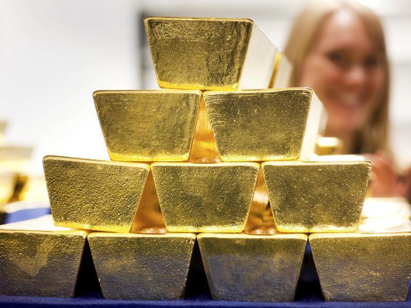 Bild zu Gold