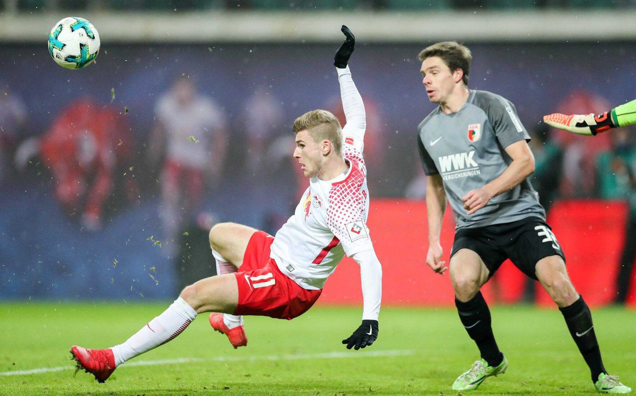 Bild zu RB Leipzig - FC Augsburg