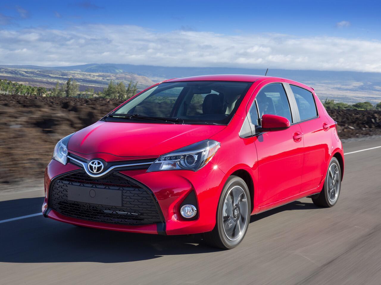 Bild zu Toyota Yaris Hybrid